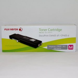 Toner Fuji Xerox Docuprint Cm405df Cp405d Magenta