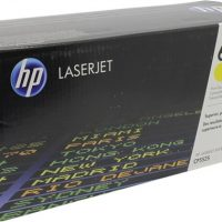 HP 650A Yellow LaserJet Toner (CE272A)