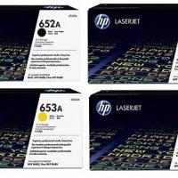 HP 653A Magenta Toner Cartridge CF323A