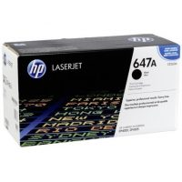 HP Black Toner LaseJet 647A [CE260A]
