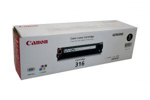 Toner Canon 316 Black
