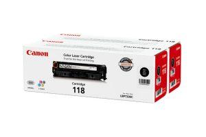 Jual Beli Toner Cartridge Canon 118 Komplit Dus